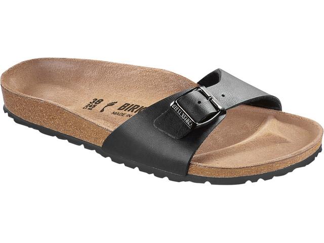 Birkenstock Madrid Sandals Birko-Flor black